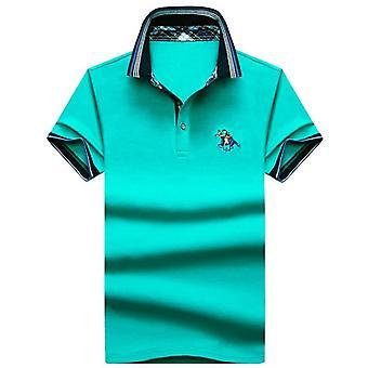 3d Broderi Åndbar Gym Polo Shirt