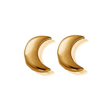 ChloBo Stud Moon Earrings GEST1121