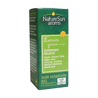 Organic lemon grass essential oil 10 ml of essential oil