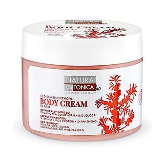 Red Sea-Buckthorn Body Cream 300 ml of cream