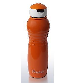 PROMIS stål vattenflaska kapacitet. 0,7 liter