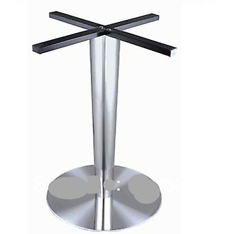 Stainless Steel  Table Base For Indoor And Outdoor, Kd Packing