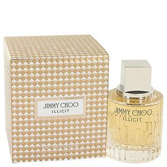 Jimmy Choo Illicit Eau De Parfum Spray By Jimmy Choo 2 oz Eau De Parfum Spray