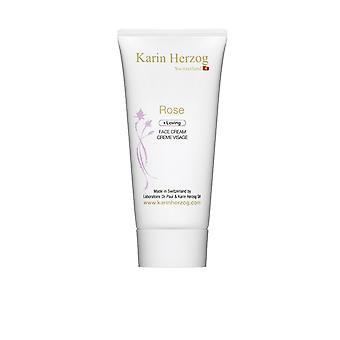 Karin Herzog - Rose Loving Face Cream (oxygen 1%) 50 Ml