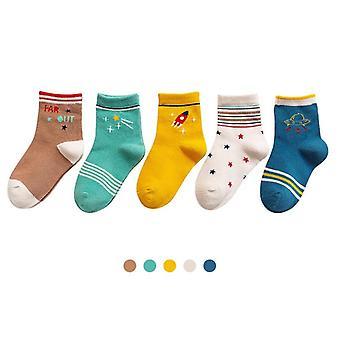 Baby Kids Socks, Autumn/girl Cotton Sock
