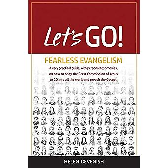 Let's GO! by Helen Devenish - 9780648050001 Book