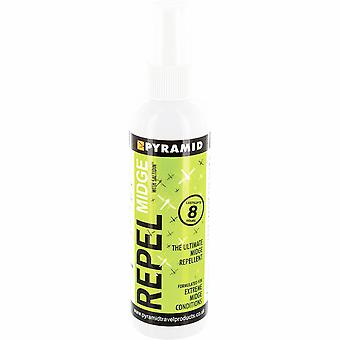 Highlander 100ml Trek Midge & Tick Spray