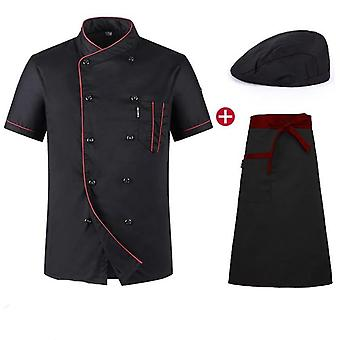 Unisex Kitchen Chef Uniform ( Set 1)