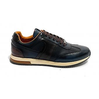 Pantofi pentru barbati Ambitioasa 10967 Sneaker Running Color Blue Navy U21am10