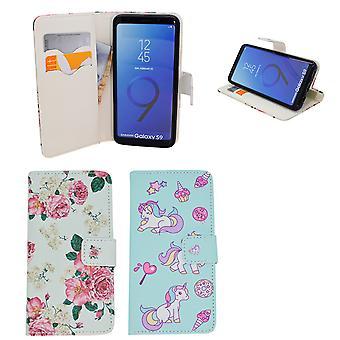 Samsung Galaxy S9-læder Case/Cover