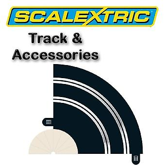 Scalextric Track - straal 1 haarspeld Curve 90o (2)