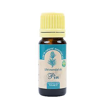 Eterisk tallolja (Eteroleum pini sylvestris) 100% ren utan tillsats, 10 ml