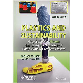 Plastics and Sustainability Grey is the New Green par Michael TolinskiConor P. Carlin