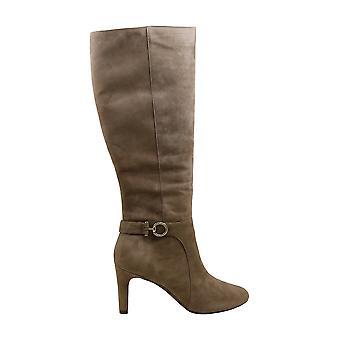 Bandolino Womens BDLELLA WIDE Fabric Closed Toe Knee High Fashion Boots