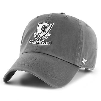 47 fire relaxed fit Cap - charcoal Liverpool FC