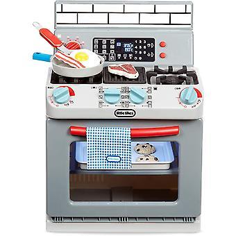 FengChun Erster Ofen - Interaktiv Realistisch - Mit Licht Geruschen - Schein-Spielgert fr Kinder