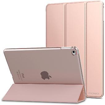 FengChun Hülle für Apple iPad Air 2 - PU Leder Tasche Schale Smart Case mit transluzenter Rücken