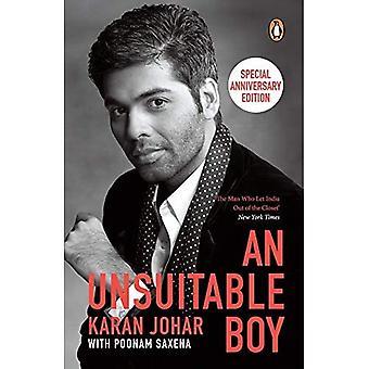An Unsuitable Boy. Publisher: penguin books india