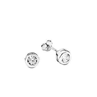Amor Kvinde 925 sølv hvid Zirconia cubica