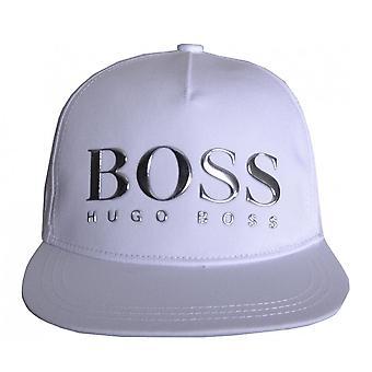 هوغو بوس بويز هوغو بوس بوي قبعة بيضاء