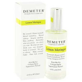 Demeter Zitrone Meringue von Demeter Köln Spray 4 Oz (Frauen) V728-517068