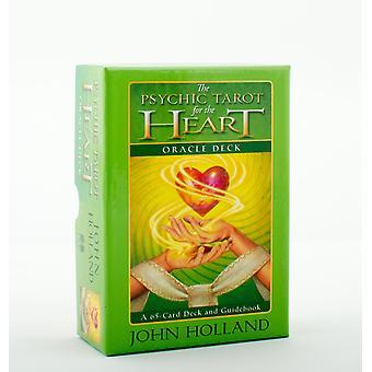 Psychic Tarot voor het hart Oracle dek 9781401940256