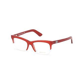 Balenciaga - Accesorios - Gafas - BA5087-53-066 - Mujer - Rojo