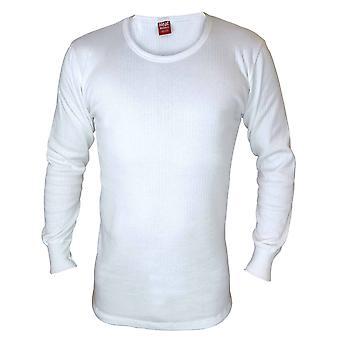 Pánské bavlněné termoprádlo vesta s dlouhým rukávem