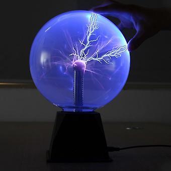 Sensitive Glass Sphere Plasma Ball Lamp Globe