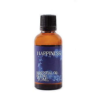 Mystic Moments Happiness - Essential Oil Blends 50ml