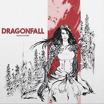 Jon Everist – Dragonfall Clear Vinyl