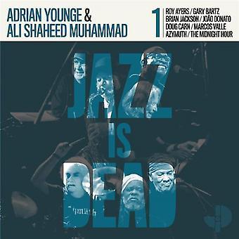 Adrian Younge & Ali Shaheed Muhammad - Jazz Is Dead 1 CD