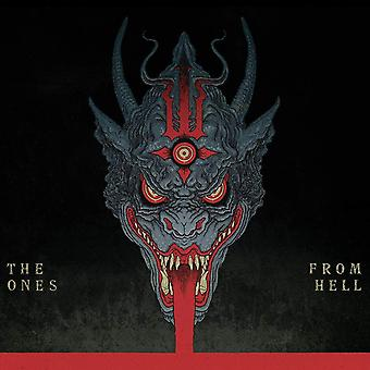 Necrowretch - The Ones from Hell Gold Vinyl