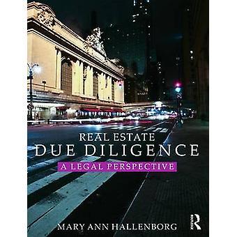 Real Estate due diligence et juridisk perspektiv av Mary Ann Hallenborg