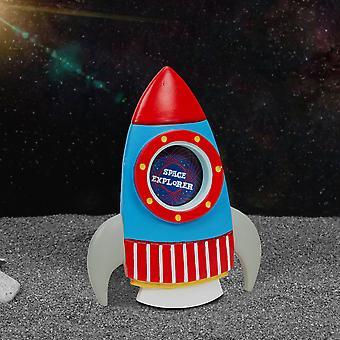 סייר החלל - שטח רקטות מיני מסגרת תמונה