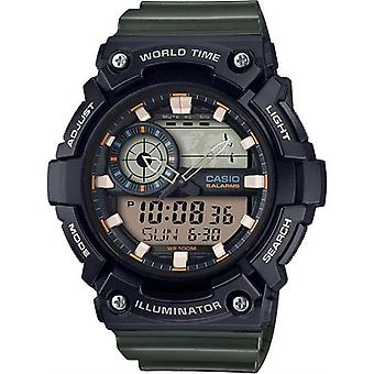 Casio AEQ-200W-3AVDF Reloj para hombre