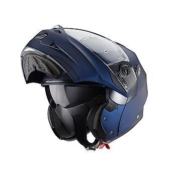 Caberg Duke II Full Face Motorcykel Hjälm Mörkblå Matt