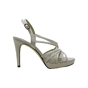 Adrianna Papell Womens Adri Leather Open Toe Formal Strappy Sandals