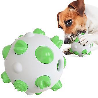 Spherical dog toy molar rod(Yellow)