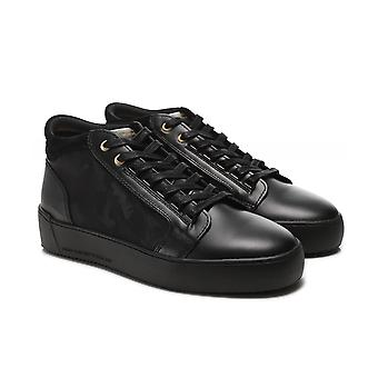 Android Homme Monochromatic Camo Propulsion Mid Trainers