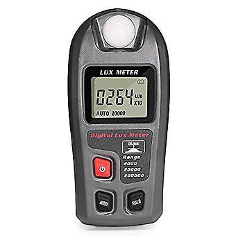 Light MeterDigital Lux Meter 20000 Fc Non-Contact Photography Photometer