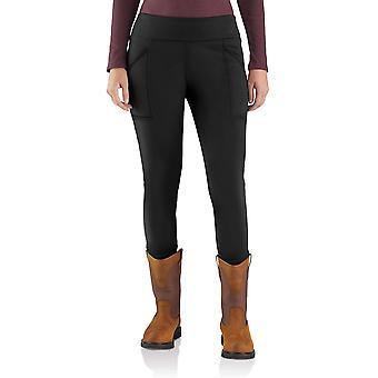 Carhartt kvinners leggings force montert tungvekt foret