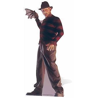 Freddy Krueger A Nightmare on Elm Street Cardboard Cutout / Standee / Stand Up