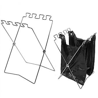 Garbage Holder Frame-for Camping, Leaves, Gardening And Parties