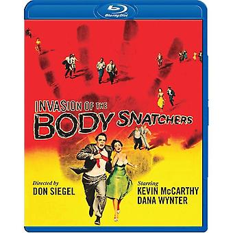 Invasion of the Body Snatchers (1956) [BLU-RAY] USA import