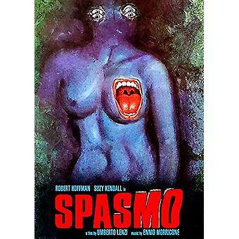 Spasmo [DVD] USA import