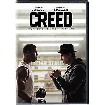 Import USA Creed [DVD]