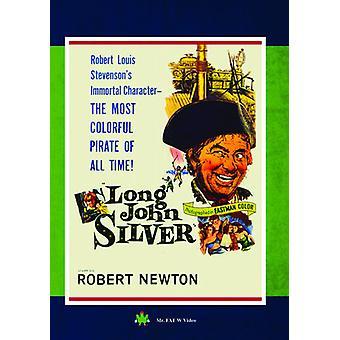 Long John Silver [DVD] USA import