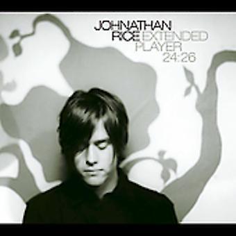 Johnathan Rice - Jonathan Rice EP [CD] USA import