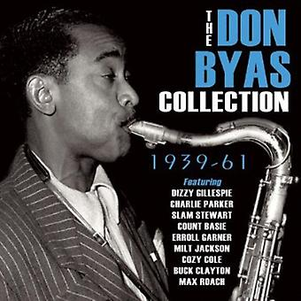 Don Byas - Don Byas collectie 1939-61 [CD] USA import